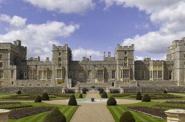 Castelos e Palácios da Inglaterra
